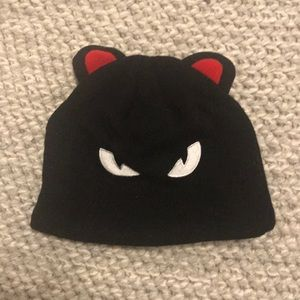 Accessories - Fun angry cat beanie